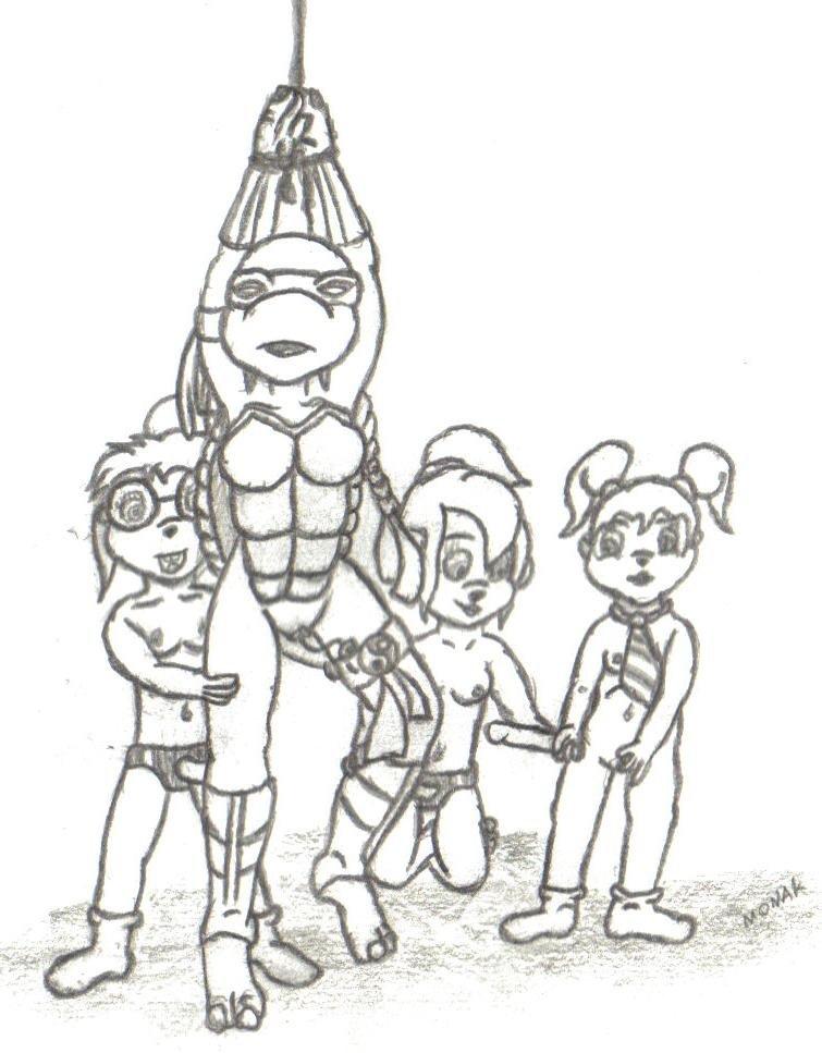 ninja venus milo de mutant turtles teenage Gabiru reincarnated as a slime