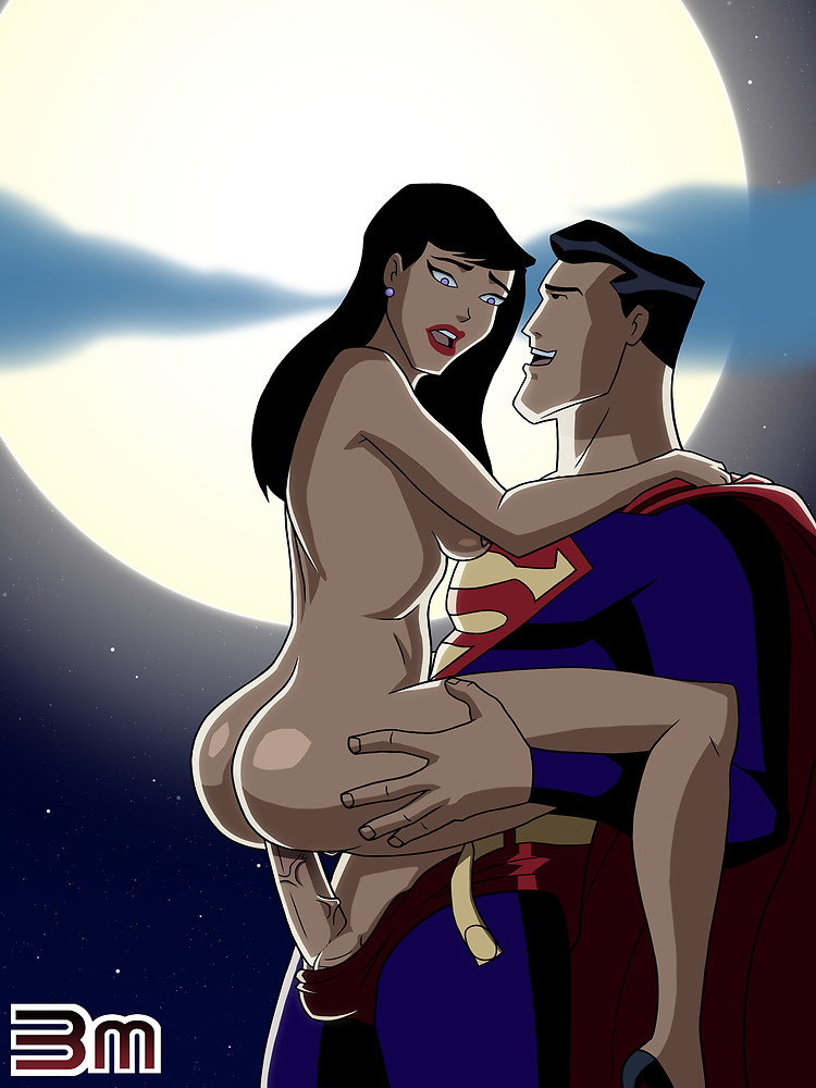 superman animated torrent the series Rick and morty girls naked