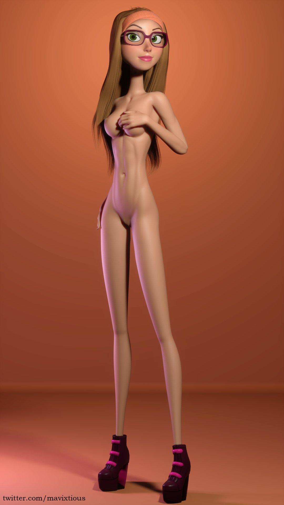nude hero comic 6 big R/killing floor 2