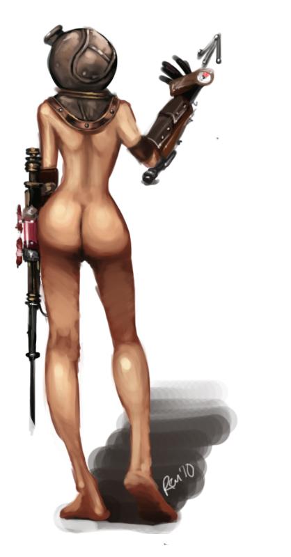 sister 2 bioshock big fanfiction Sword art online naked girls