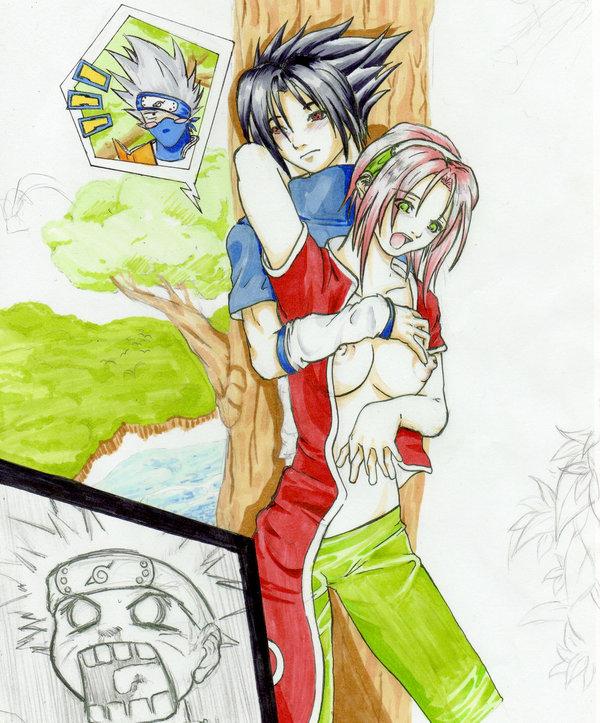 sasuke fanfiction naruto x female Mangaka san to assistant san to