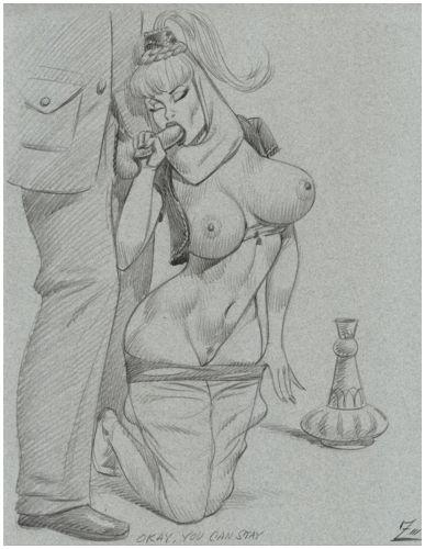 i dream crossover of bewitched jeannie Tenioha! ~onna no ko datte honto wa ecchi da yo?~
