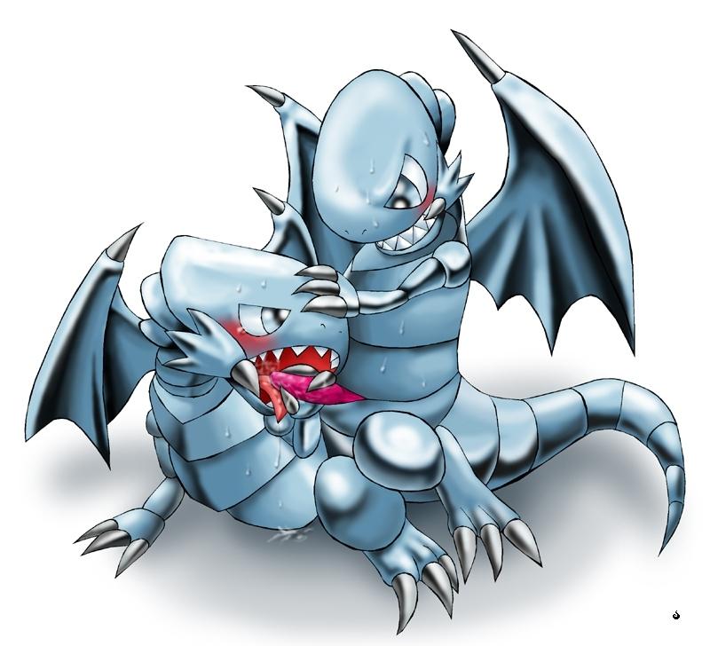 dragon blue white hentai eyes Ookami san to shichinin no nakama tachi