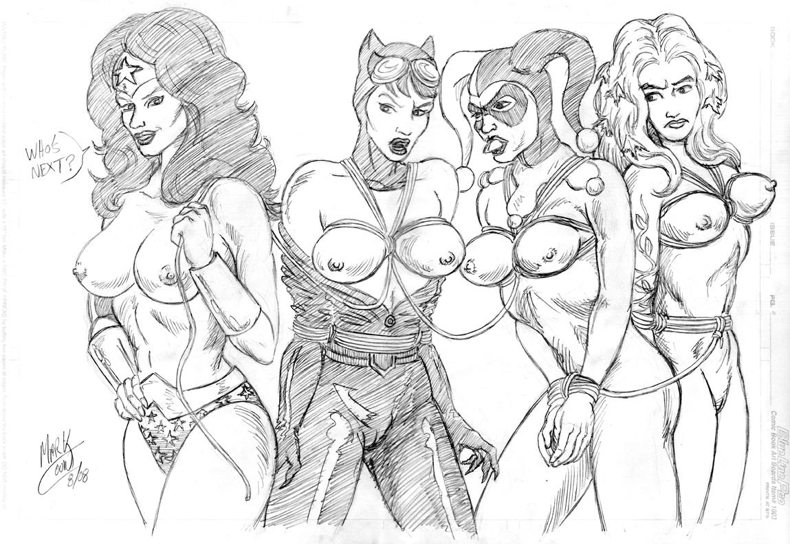 and catwoman harley xxx quinn Dragon age origins morrigan porn
