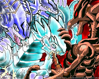 white eyes dragon blue hentai Mila dead or alive 6