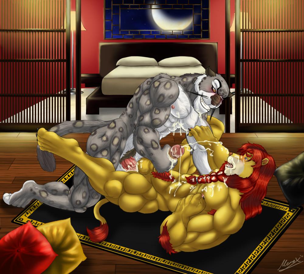 fu panda kung po butt Boku no hero academia 34