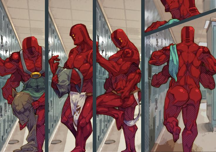 comics 10 ben Naruto x kushina harem fanfiction