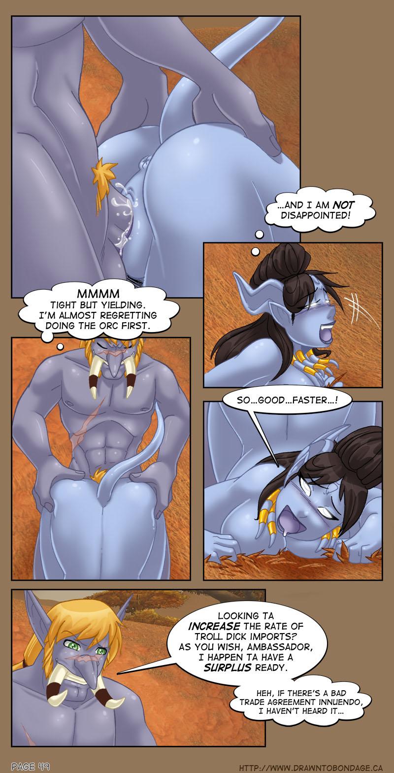 comics world sex warcraft of One punch man fubuki bikini