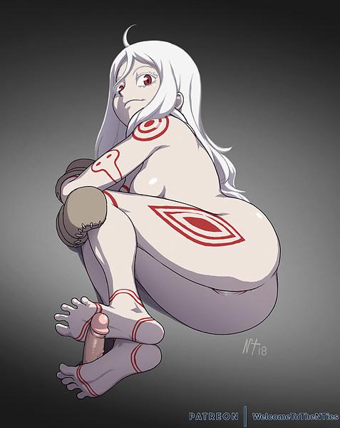 and wonderland ganta shiro deadman Goblin slayer episode 1 uncensored