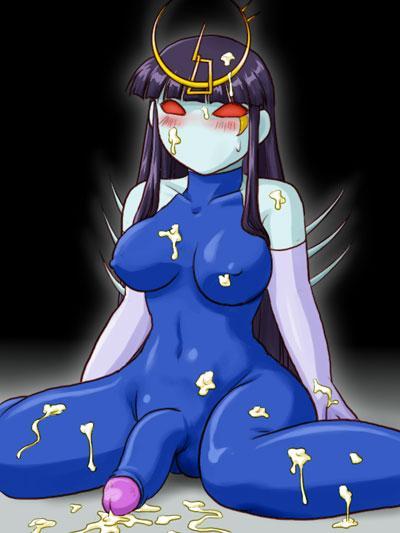 ryou bishoujo gakuen seisai seibai!: hiroku Dark magician girl x yugi