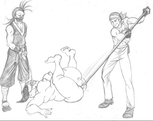 kane&lynch One punch man tatsumaki x saitama