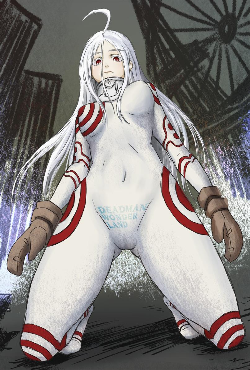 and ganta shiro deadman wonderland Lightning mcqueen as a human