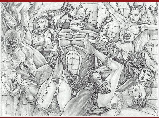 sigrun of blesser ragnarok master & the of einherjar Teen titans mas y menos