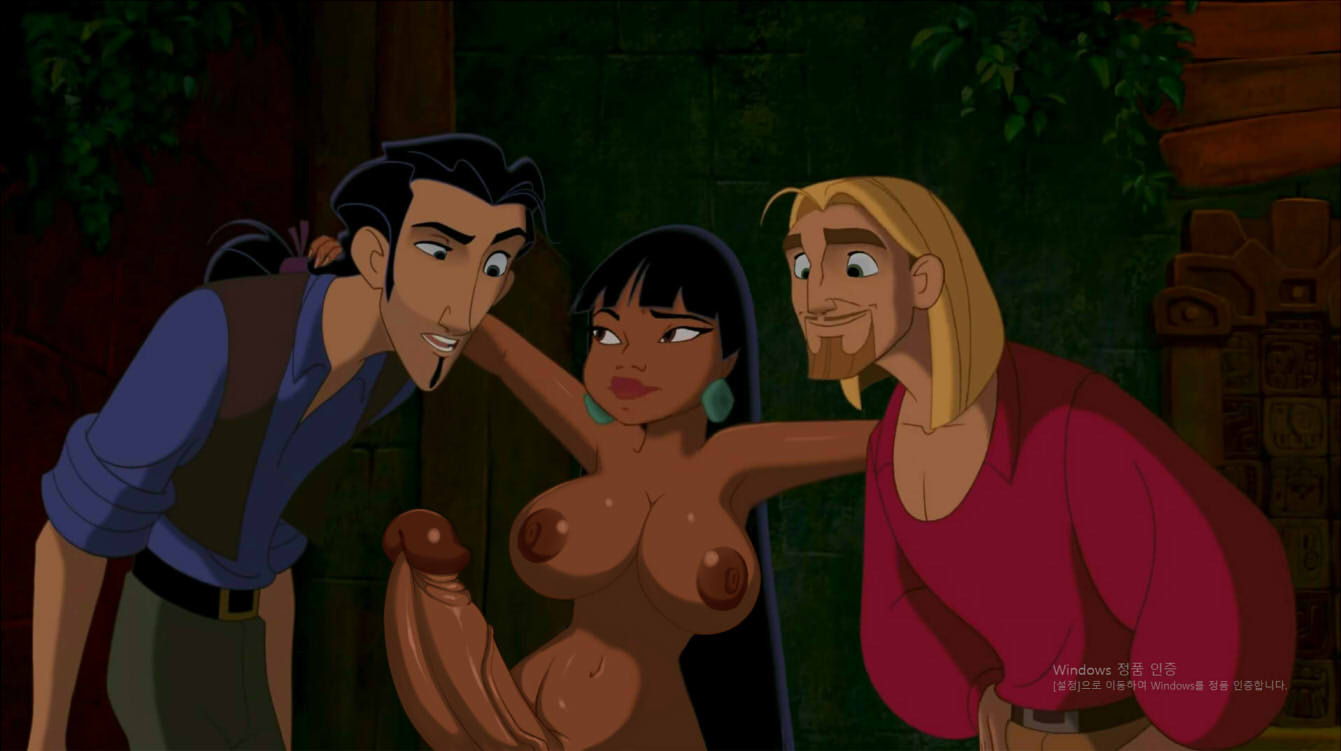 el dorado to images road chel Is it wrong to try to pick up girls in a dungeon nudity