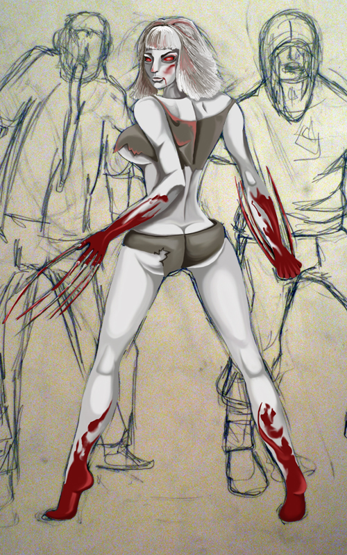 costumes dead for left hunter Wow blood queen lana thel