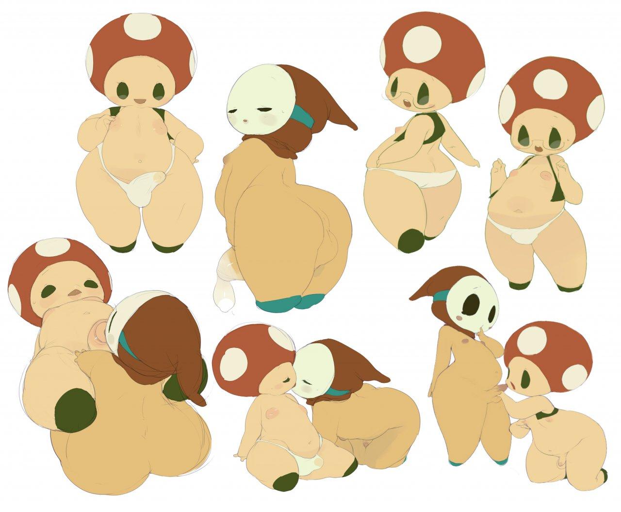 fat guy paper shy mario My little pony xxx gif
