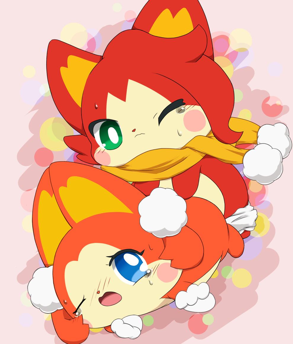 kirakira happy?hirake! cocotama What is bunga from lion guard