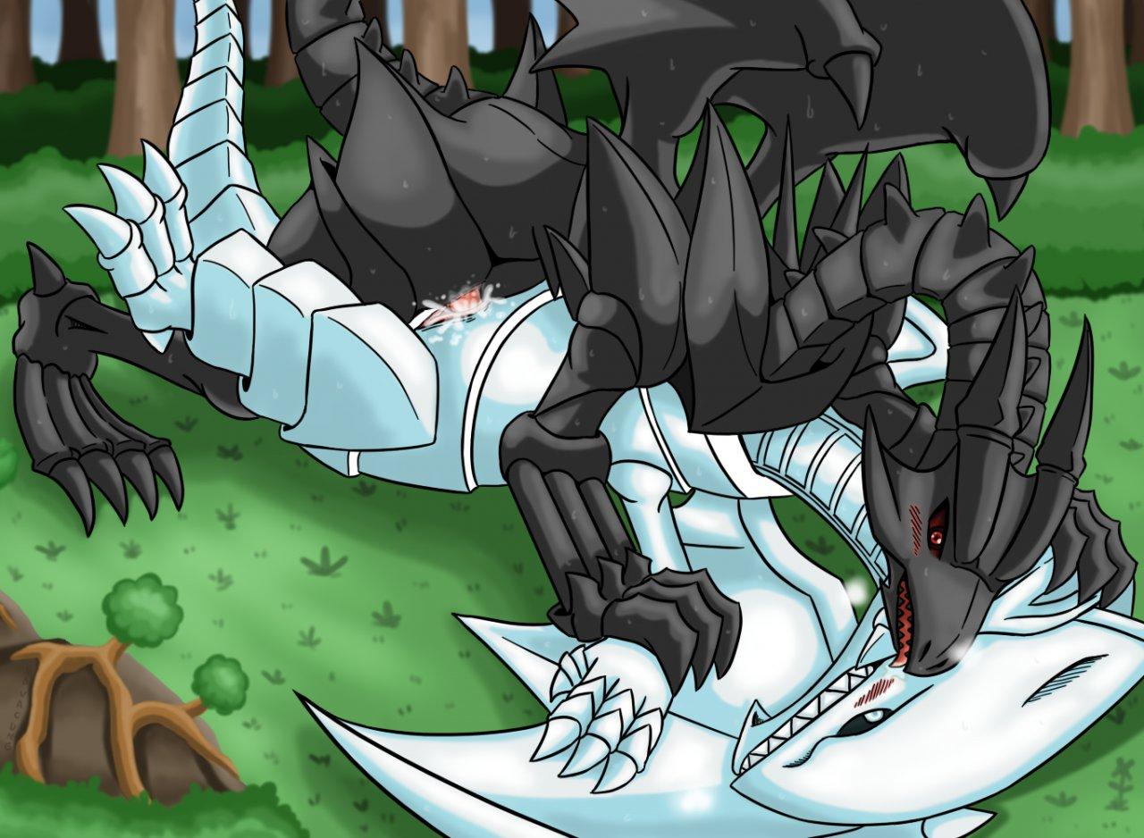 eyes white hentai blue dragon Ren & stimpy adult party cartoon
