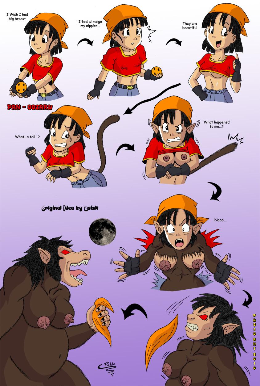 z saiyan girl ball dragon Naruto and fem zetsu lemon fanfiction