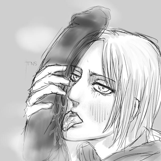 mikasa attack xxx on titan Hiro darling in the frankxx