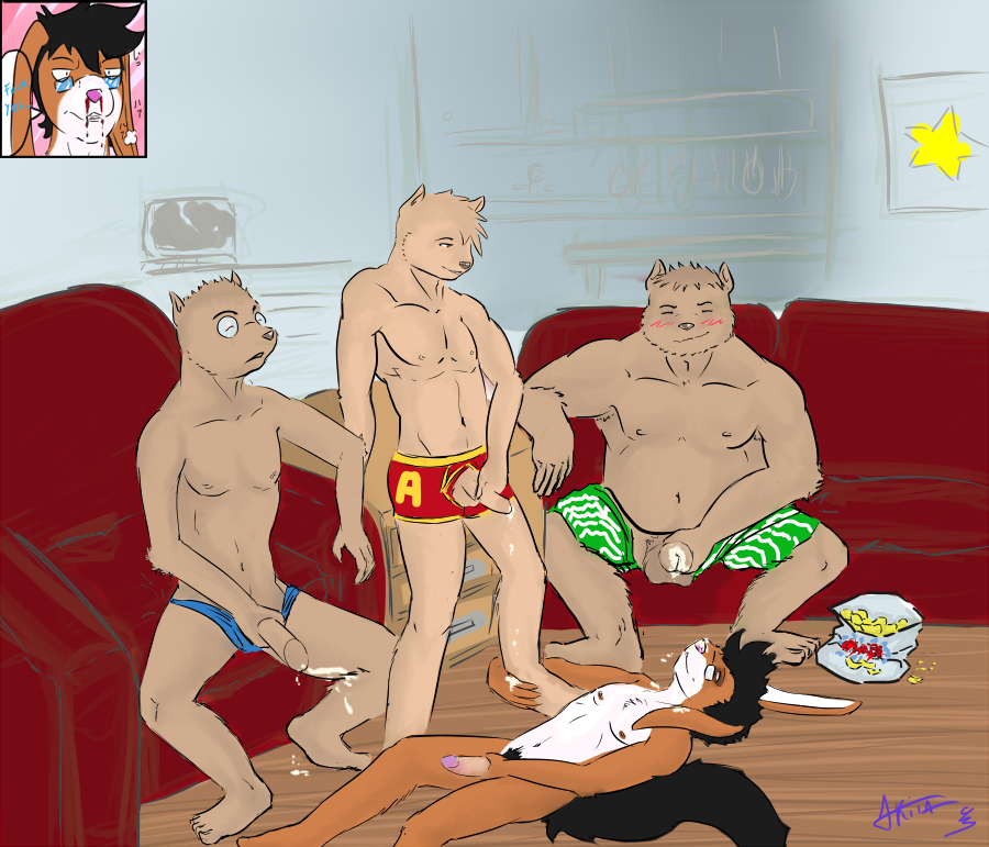 naked chipmunks the and alvin Danny phantom and spectra love fanfiction