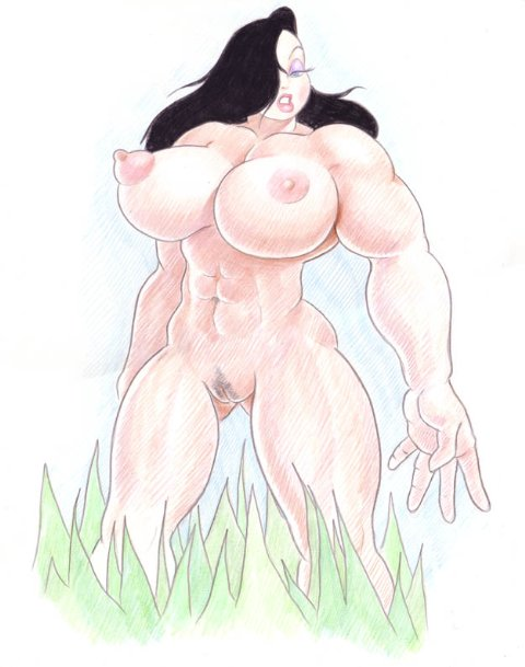 pictures naked of jessica rabbit Tensei shitara slime datta ken haruna
