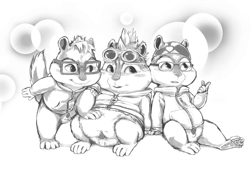 chipmunks alvin the naked and Dragon ball xenoverse 2 matoma