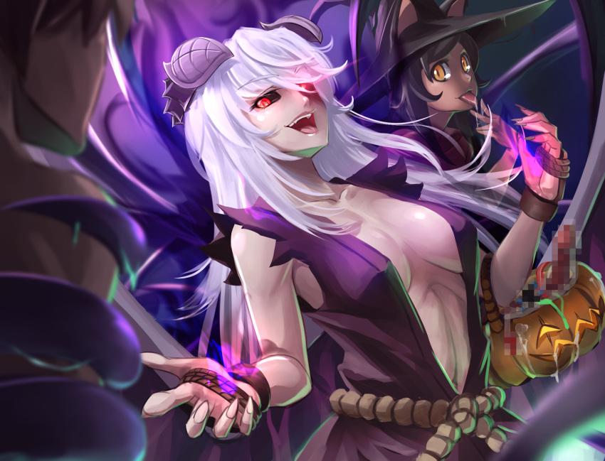 kataritai wa monster girls/demi-chan Tales of demons and gods shen xiu