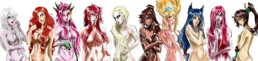 katarina league nude of legends Rainbow six siege ela naked