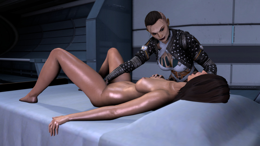 effect lemon mass fanfiction tali and shepard Attack on titan levi pictures
