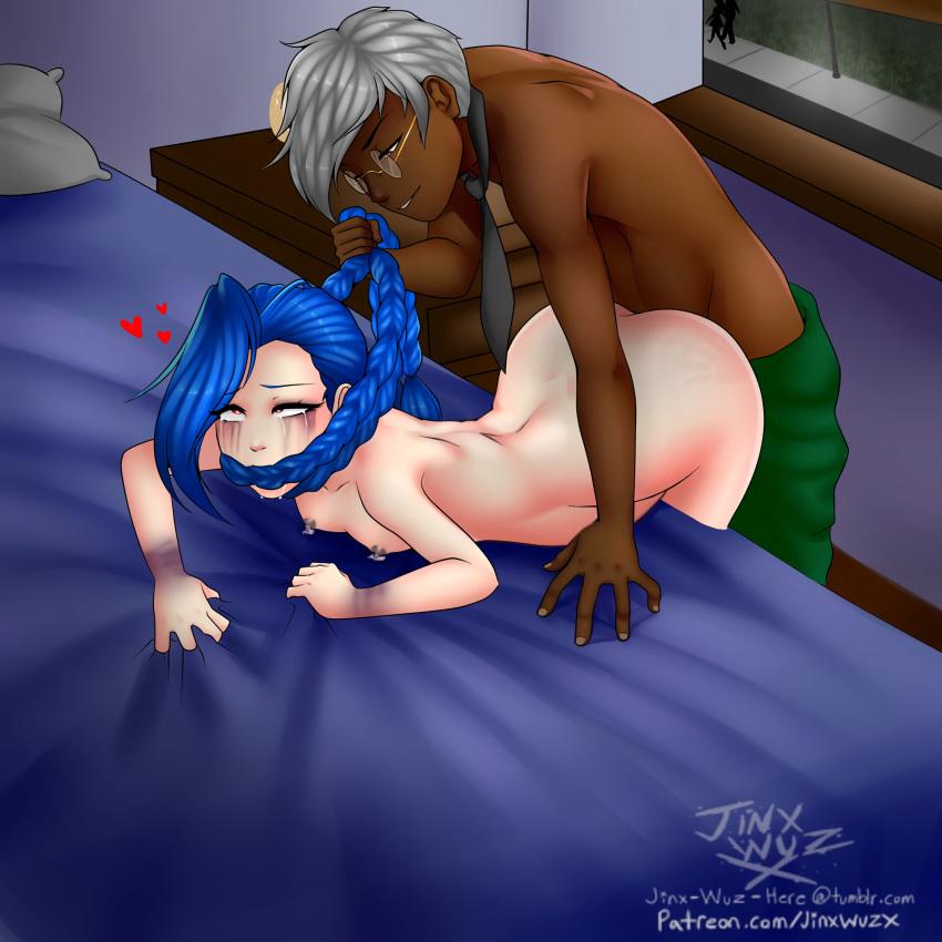 of hentai legends league jinx Fairly odd parents pregnant porn