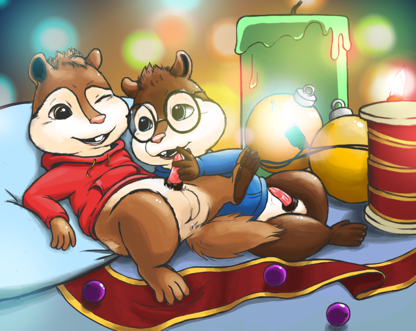 naked the alvin and chipmunks Wreck it ralph porn pics